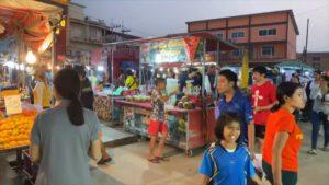 ตลาดอาหารสะพานสี่